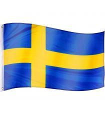 FLAGMASTER Vlajka Švédsko, 120 x 80 cm