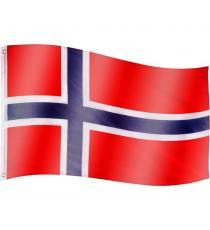 FLAGMASTER Vlajka Norsko, 120 x 80 cm