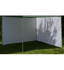 Sada 2 bočních stěn pro PROFI zahradní altán 3 x 3 m - bílá