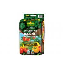 Substrát Agro  Floria na rajčata a papriky 40l