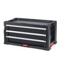 Skříňka na nářadí KETER  - 3 zásuvky