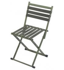 Kempingová skládací židle Nature - 37 x 70 x 33 cm