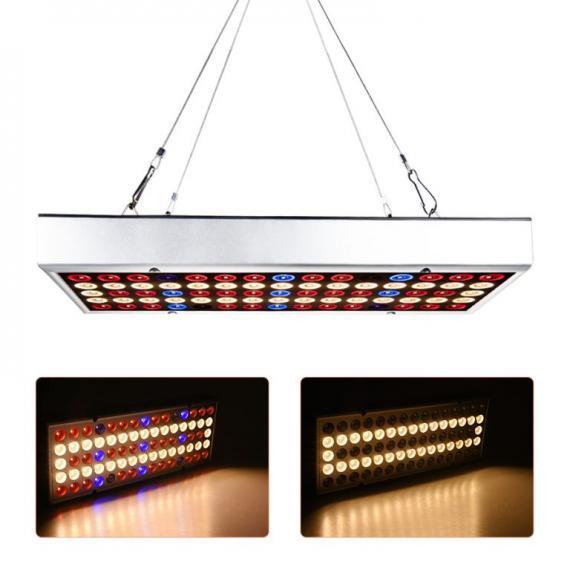 LED osvětlení  na pěstování - domácí zahrádka