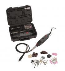 Přímá bruska Powerplus - 135 W, 230 V / 50 Hz