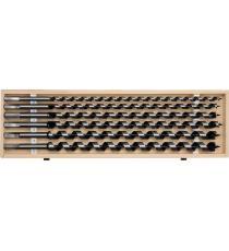 Sada hadovitých vrtáků do dřeva - 460 mm