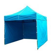 Zahradní párty stan PROFI STEEL 3 x 3 m - světle modrá