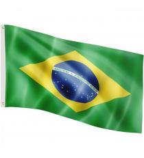 FLAGMASTER Vlajka Brazílie, 120 x 80 cm