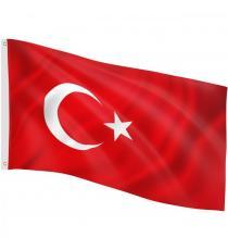 FLAGMASTER Vlajka Turecko, 120 x 80 cm