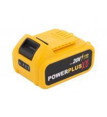 Baterie Powerplus 20 V, 4 Ah