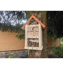 Hmyzí hotel – domek pro prospěšný hmyz I.